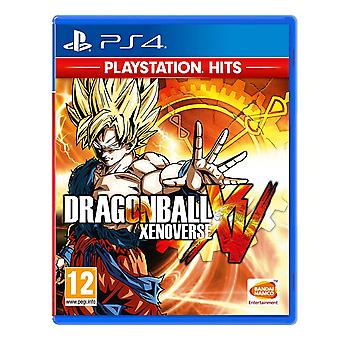 Playstation Hits Dragon Ball Xenoverse PS4 Game