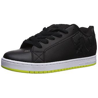DC mens rechter Graffik SE lage top Lace up mode sneakers