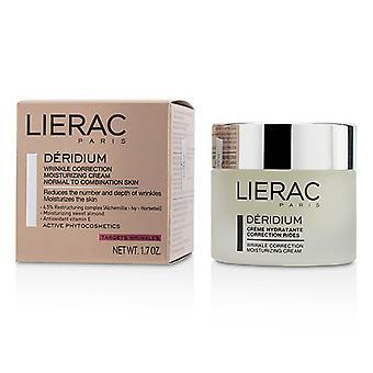 Lierac Deridium коррекция морщин увлажняющий крем (для нормальной и комбинированной кожи) 50ml/1. 7 oz
