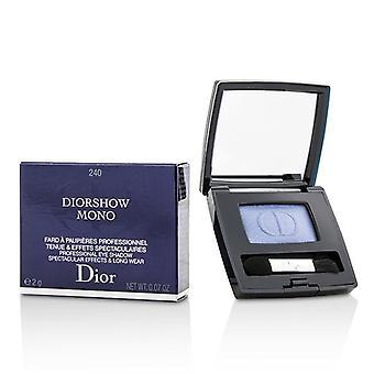 כריסטיאן דיור Diorshow מונו מקצועי אפקטים מרהיבים & amp; ארוך ללבוש צלליות-240 אייר-2g/0.07 עוז