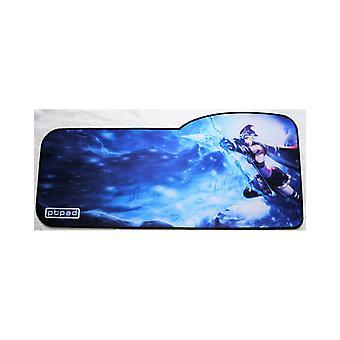 Bloco de mouse de teclado E-Sports estampado, tamanho: 73x33/28 cm