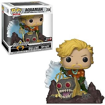 Aquaman Aquaman (Jim Lee) Comic Moments Pop! Vinyl