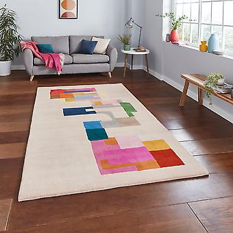 Inaluxe Hey Ho Lets Go IX14 Rectangle Rugs Funky Rugs