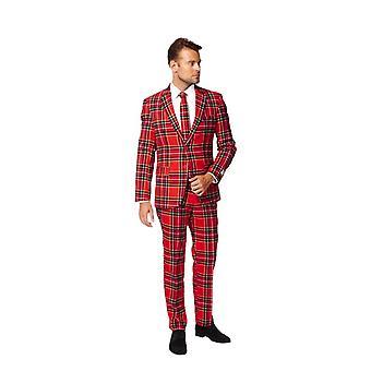 Lumberjack suit Christmas Xmas suit slimline men's 3-piece premium EU SIZES