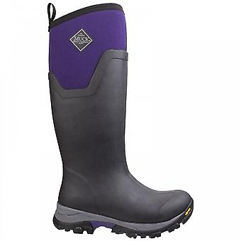 Muck Boots Femmes apos;s Arctic Ice AG Tall Boots Noir/Purple