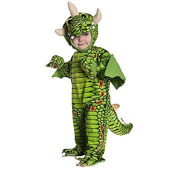 Dragon middeleeuwse Viking Fairytale boek Week aankleden peuter jongens kostuum