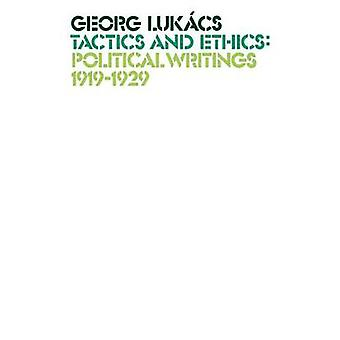 Political Writings - 1919-29 (New edition) by Georg Lukacs - Rodney L