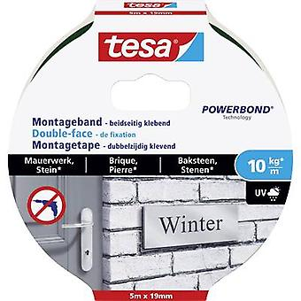 tesa 77749-00000-00 الشريط الصناعي tesa® POWERBOND الأسود (L x W) 5000 ملم × 19 ملم 5 م