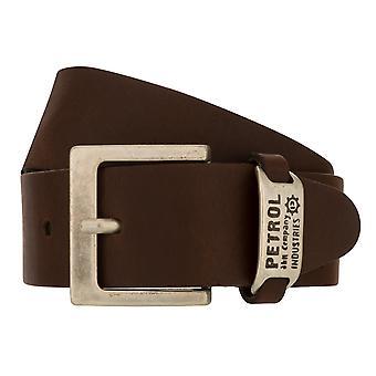 Teal Belt Men's Belt Leather Belt Jeans Belt Brown 8313