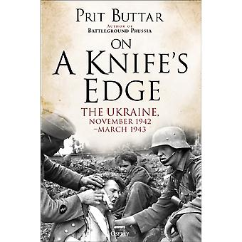 On a Knifes Edge by Prit Buttar