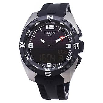 Tissot T-Touch Expert Solar T091.420.47.207.01 T0914204720701 NBA Special Editio