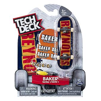 Tech Deck Finger Skate pakke X1.