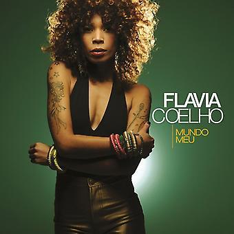 Flavia Coelho - Mundo Meu [CD] USA import