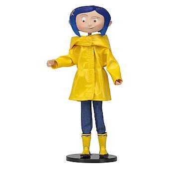 Coraline Coraline Rain Coat Bendy Fashion Doll