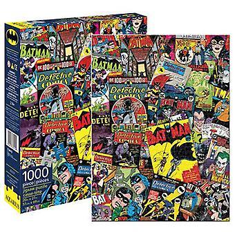 Dc fumetti batman retrò collage 1000pc puzzle