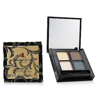 Beautiful color eye shadow quad # 01 golden opulence 233639 4.4g/0.15oz