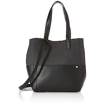 Tom Tailor Acc Fano - Black Women's Tote Bags (Schwarz) 27x25x11cm (W x H L)