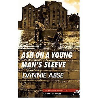Aske på en ung manns ermet (bibliotek i Wales)