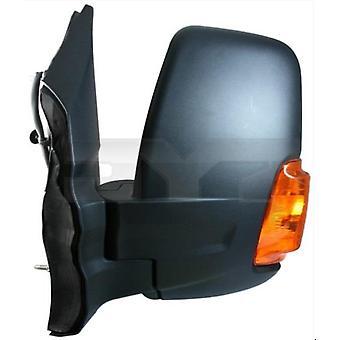 Linker Beifahrerspiegel (Elektrisch, Bernsteinanzeige) für Ford TRANSIT Bus 2014-2020
