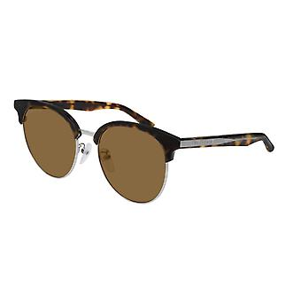 Balenciaga BB0020SK 002 هافانا / براون النظارات الشمسية
