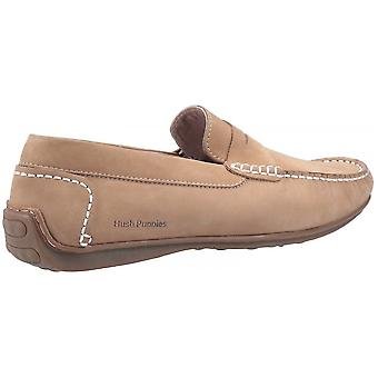 Hush Puppies Roscoe Slip On Shoe Beige