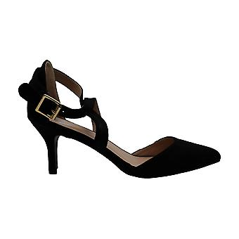 Journee Collection Womens Dara Pointed Toe Casual Ankle Strap Sandals