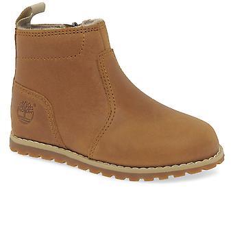 Timberland Pokey Pine Zip Boys Chukka T Boots
