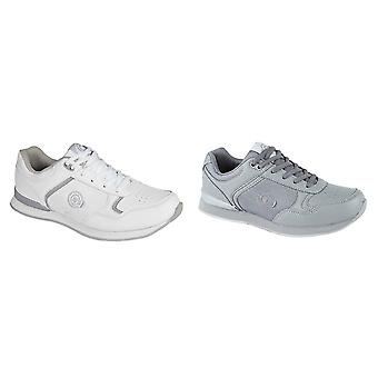 Dek Womens/Ladies Kitty Lace Up Trainer-Style Bowls Shoes