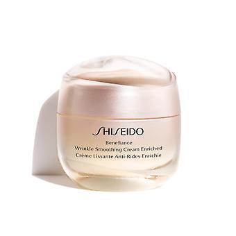 Anti-Ageing Feuchtigkeitscreme Benefiance Faltenglättung Shiseido (50 ml)