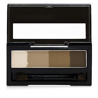 Heavy Rotation Waterproof Powder Eyebrow And 3D Nose - # 01 Light Brown 3.5g/0.12oz