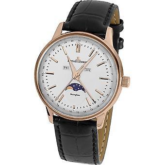 Jacques Lemans - Wristwatch - Men - Retro Classic - - N-214B