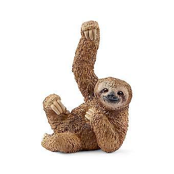 Brinquedo de preguiça Schleich 14793 vida selvagem