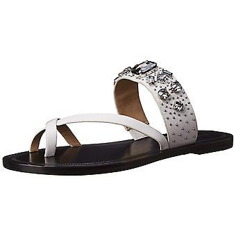 Via Spiga Womens Gwenda Open Toe Casual Slide Sandals