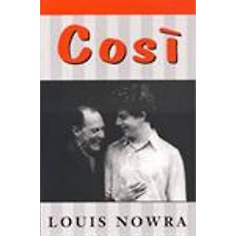 COSI by Louis Nowra - 9780868194035 Book