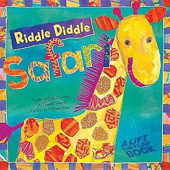 Riddle Diddle Safari by Diane Z Shore - 9781681524078 Book
