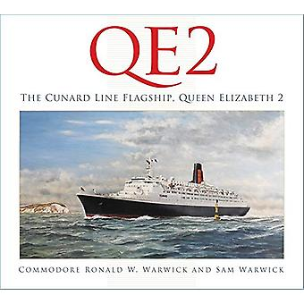 QE2 - The Cunard Line Flagship - Queen Elizabeth 2 by Commodore Ronald