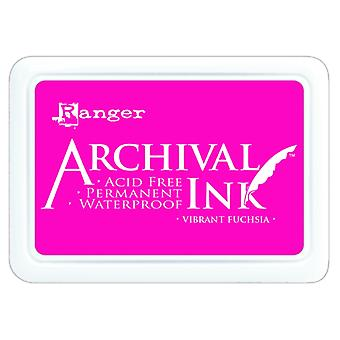 Archival Ink Pad - Levendige Fuchsia