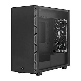 Micro ATX / Mini ITX / ATX Midtower Case Aerocool Flo BK USB 3.2 Noir