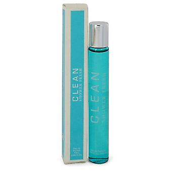 Clean Shower Fresh Eau De Parfum Rollerball By Clean   466258 10 ml