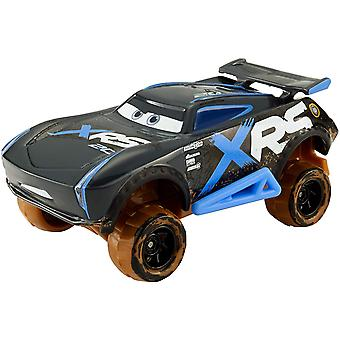 Disney Pixar Voitures XRS MUD Racing Jackson Storm