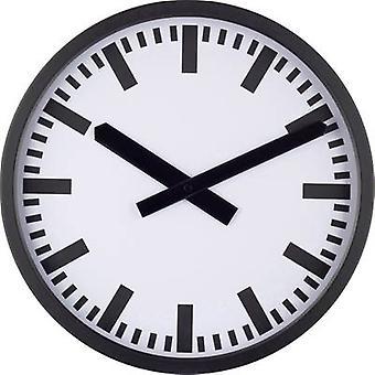 EUROTIME 59540-05 Radio Radio clock 35 cm x 35 mm x 5 cm Black (matt)