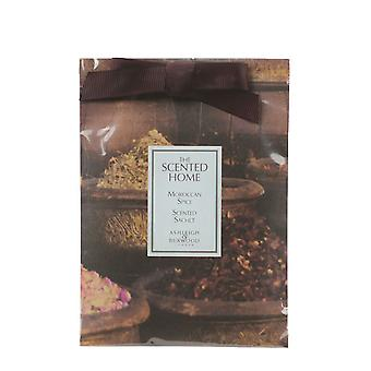 The Scented Home Scented Sachet by Ashleigh & Burwood Moroccan Spice
