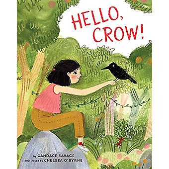 Hello - Crow by Candace Savage - 9781771644440 Book