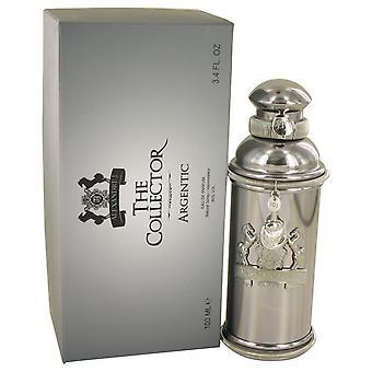 Argentic Eau De Parfum Spray By Alexandre J 3.4 oz Eau De Parfum Spray