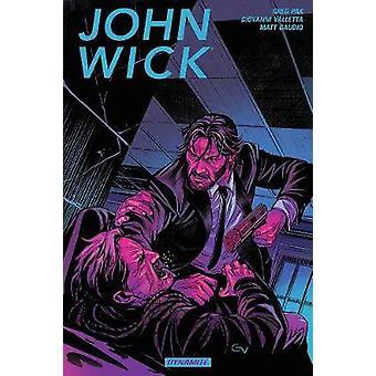 John Wick by Greg Pak - 9781524115142 Book