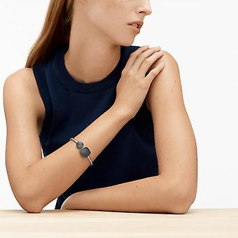 SKJ0870040 - stålplåt kvinna armband armband