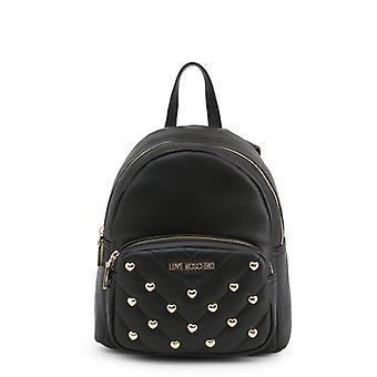 Woman polyurethane backpack backpack lm50199