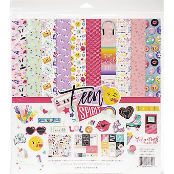 Echo Park Teen Spirit Girl 12x12 Inch Collection Kit