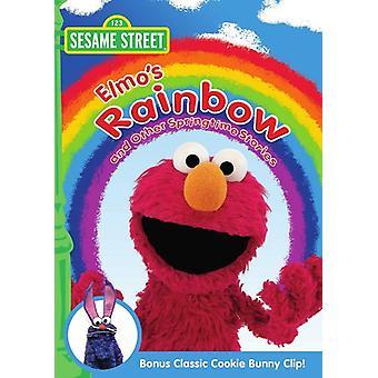 Sesame Street - Elmo's Rainbow & Other Springtime Stories [DVD] USA import