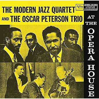& The Oscar Peterson Trio At The Opera House [CD] USA import
